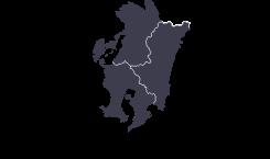 SOUTH KYUSHU area / 南九州エリア