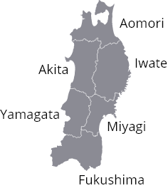 TOHOKU area / 東北エリア
