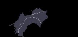 SHIKOKU area / 四国エリア