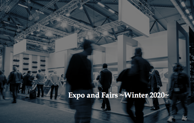 Exhibition and Trade fair about Japanese Sake ~Winter 2020~