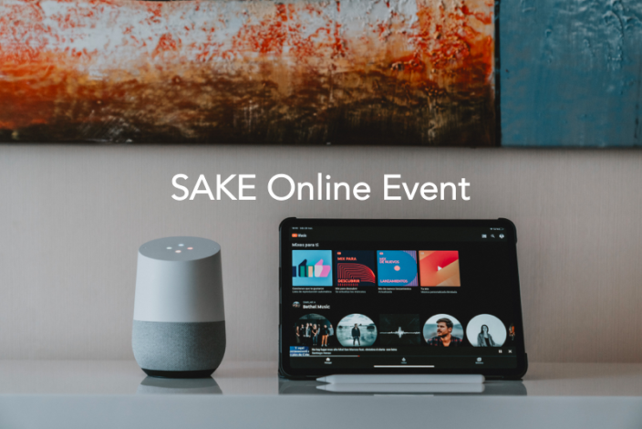 Sake Online Event in Japan – The event you can join online from oversea about Japanese Sake