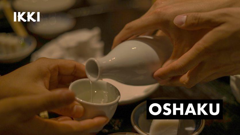 Oshaku – Japanese communication culture when you drink Japanese Sake