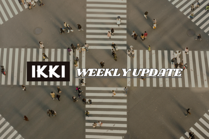 ikki Weekly Update 27th April – 3rd May 2020