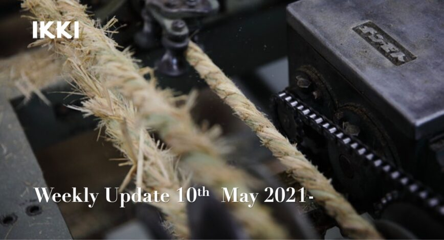 SAKE NEWS from JAPAN – ikki Weekly Update 10th May 2021-