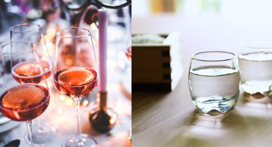 Sake and Wine – Difference between 2 fermented alcohol