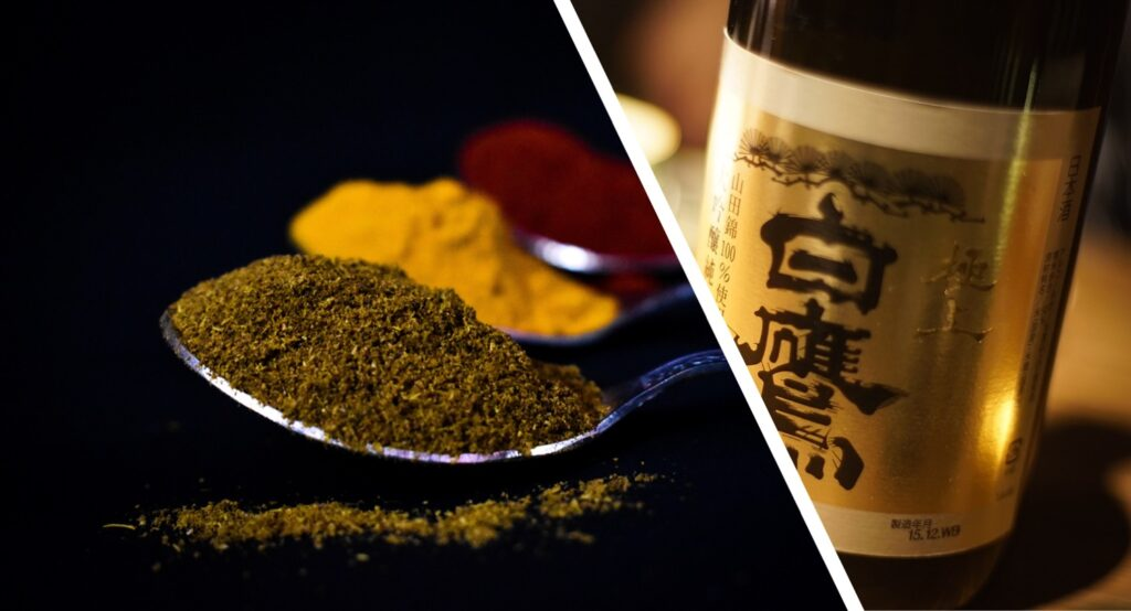 sake and spice